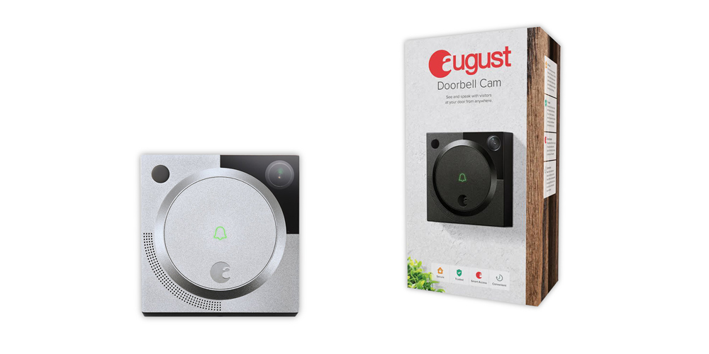 August Video Doorbell Giveaway