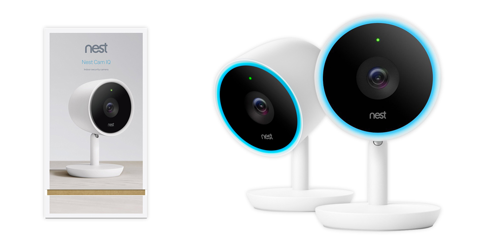 Nest Cam IQ Security Camera Giveaway