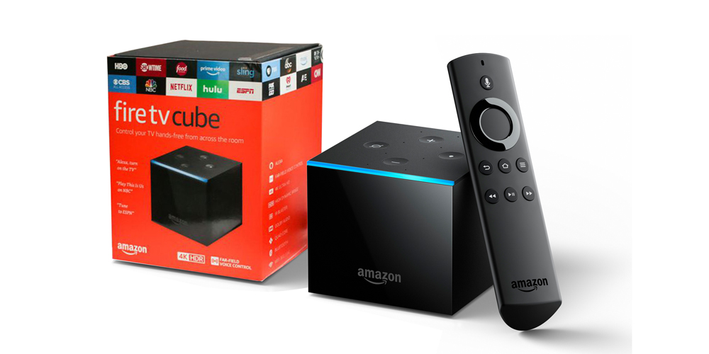 Fire TV Cube 4K Streaming Media Player Giveaway