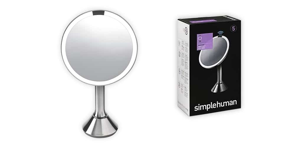 Beautify Yourself With This Stunning SimpleHuman Vanity Mirror Giveaway!