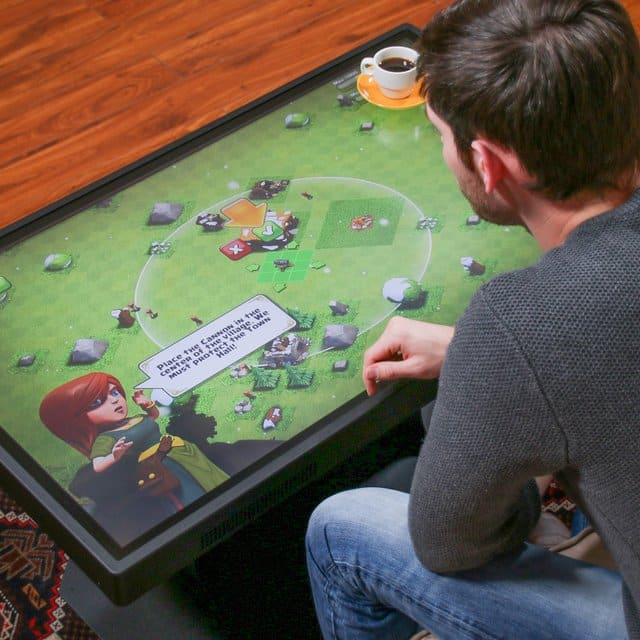 Duet Multitouch Coffee Table Reviews And Deals - Multitouch coffee table