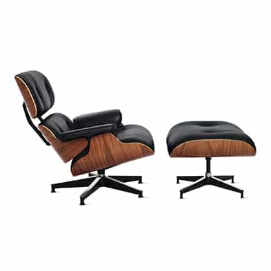 Eames Lounge Side Both