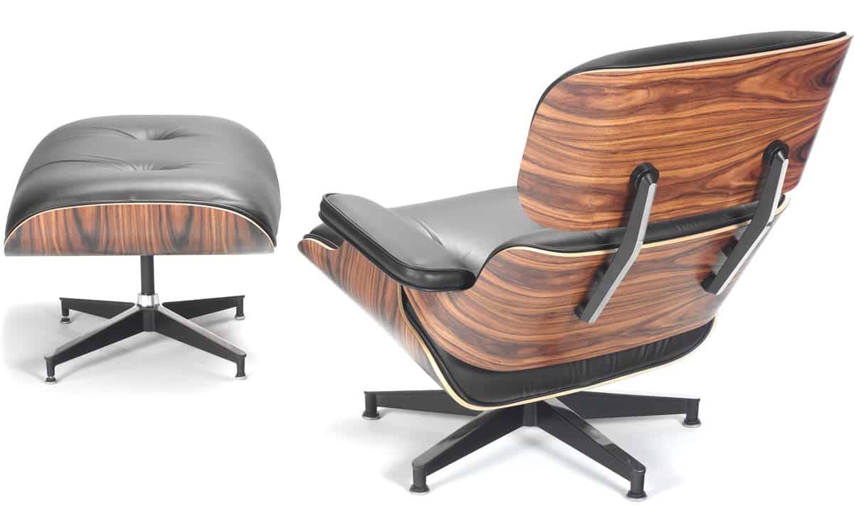 mlf plywood eames lounge chair ottoman reviews and deals. Black Bedroom Furniture Sets. Home Design Ideas