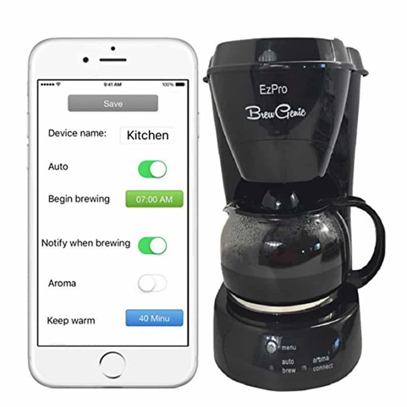Smart Home Coffee Maker : The Ultimate Smart Home Starter Guide 2017