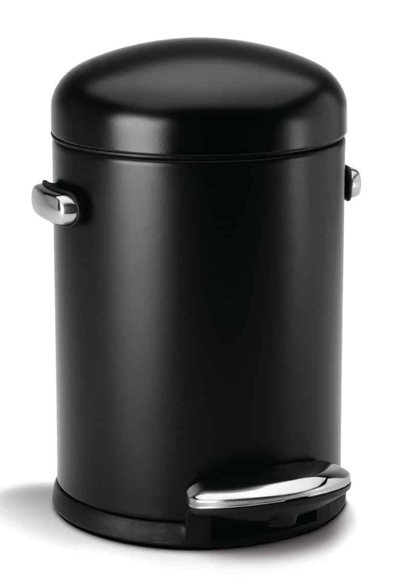 Simplehuman Round Retro Step Trash Can Reviews And Deals