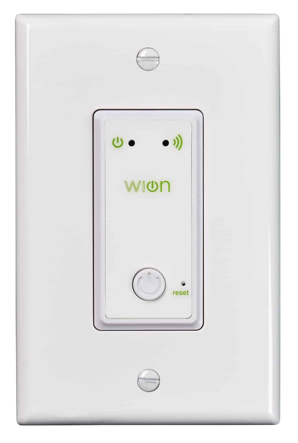 Wion 50052 indoor wi fi in wall light switch reviews and deals wion 50052 indoor wi fi in wall light switch 1 aloadofball Choice Image