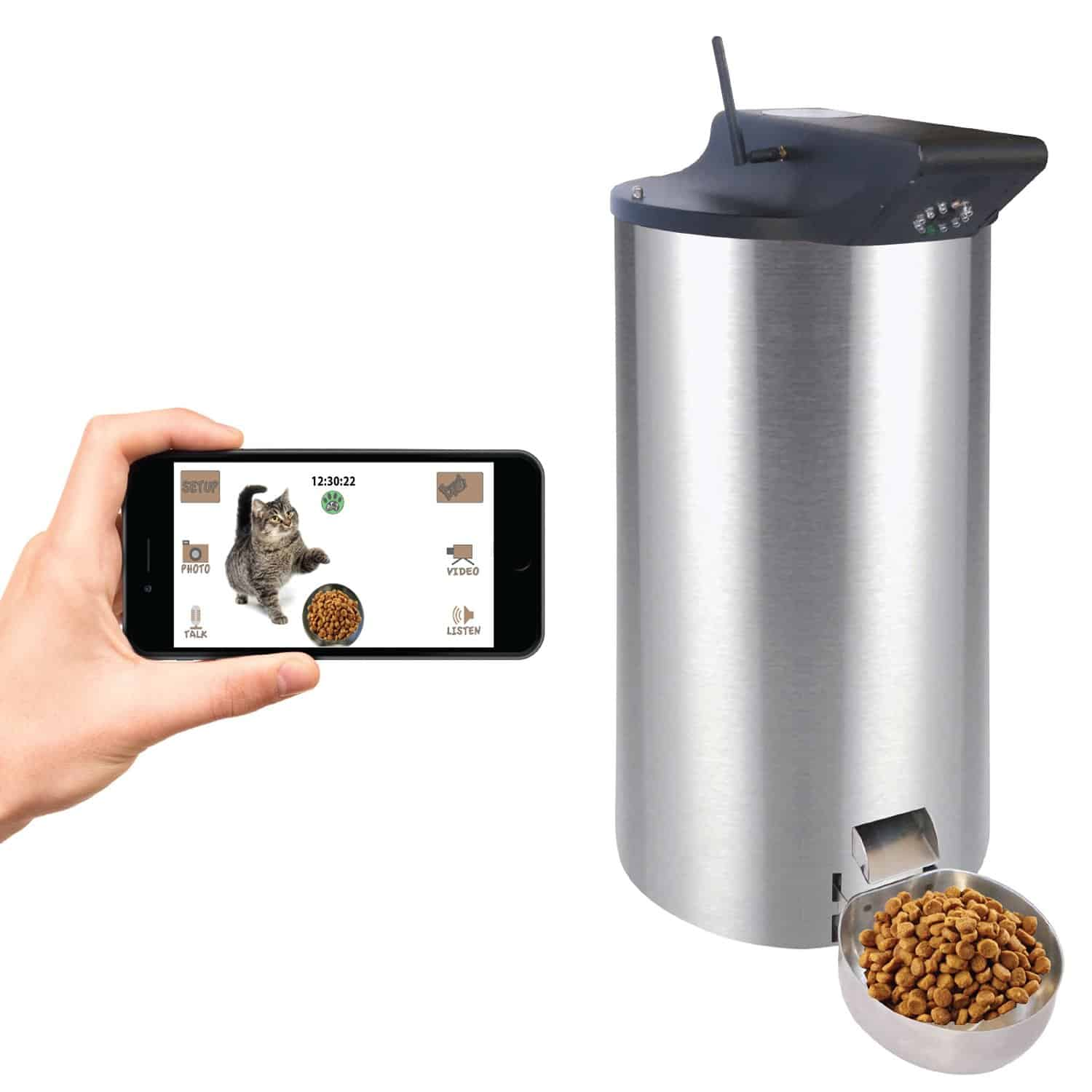 PetPal WiFi Automatic Pet Feeder 1