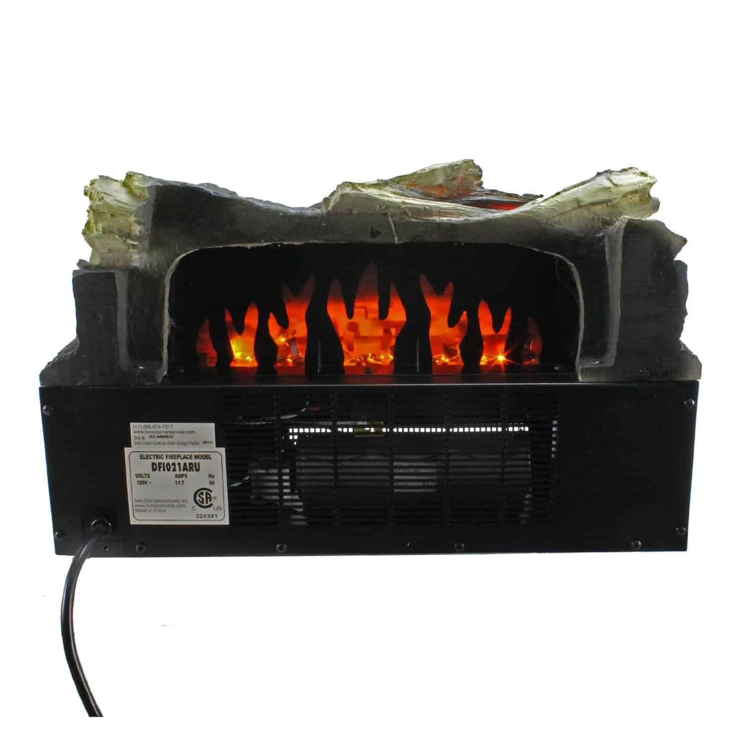 Fine Duraflame Electric Log Set Insert Heater Reviews And Deals Home Interior And Landscaping Eliaenasavecom