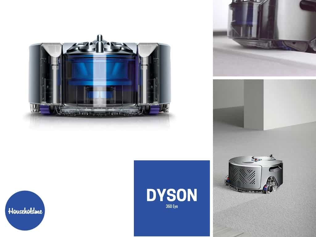 Dyson 360 Eye Smart Robot Vacuum Reviews And Deals