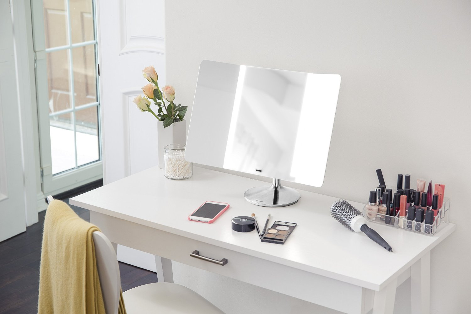 Simplehuman Sensor Mirror Pro Wide View Lighted Vanity