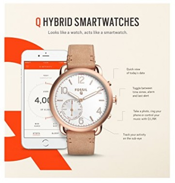 Fossil Hybrid Smartwatch Can Be Fun For Anyone