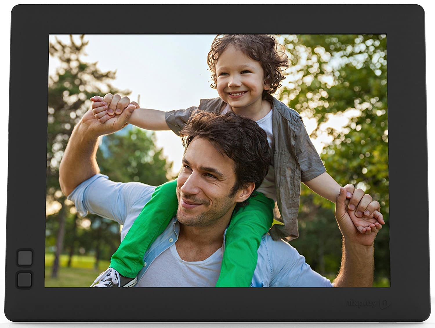 Nixplay Seed 8 Inch Wifi Digital Photo Frame Reviews Coupons And