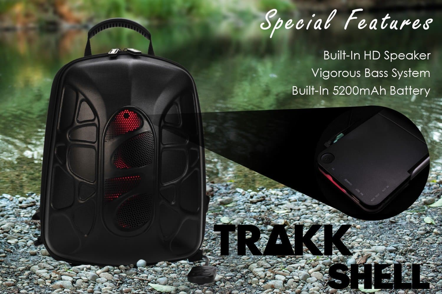 Trakk Shell Smart Backpack Reviews Coupons And Deals