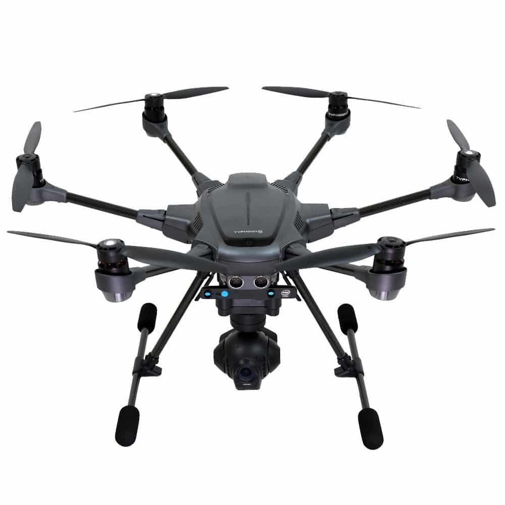 Typhoon H Pro >> Yuneec Yuntyhbrus Typhoon H Pro Hexacopter Drone Reviews