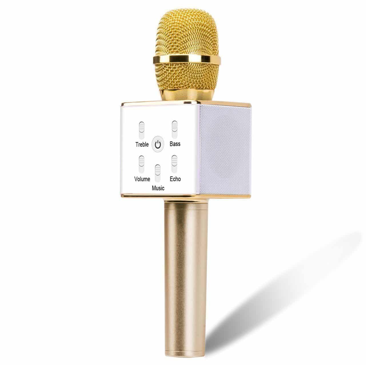 Punicok Portable Wireless Karaoke Microphone Reviews, Coupons, and