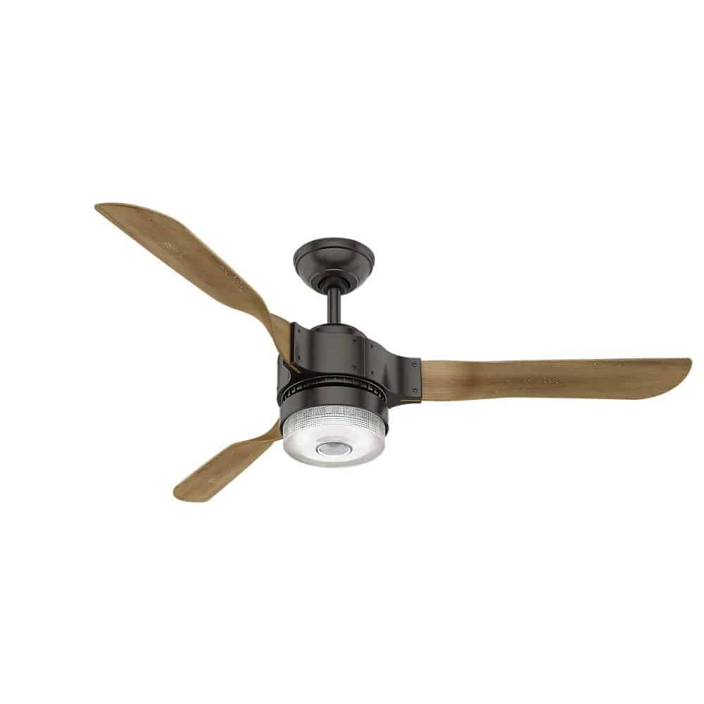 Hunter 59226 apache smart ceiling fan reviews coupons and deals hunter 59226 apache smart ceiling fan 1 aloadofball Image collections