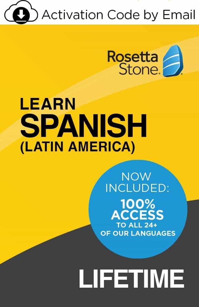 how long does rosetta stone take to learn spanish